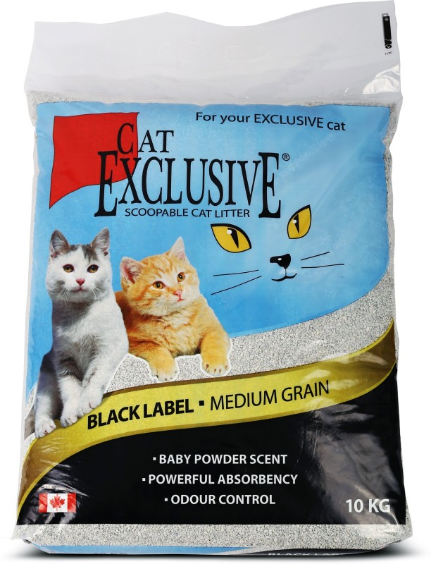 Beaphar CAT EXCLUSIVE SCOOPABLE CAT LITTER 10 kg Dry Cat Food