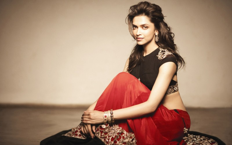 Celebrity Deepika Padukone Actresses India HD Wall Poster Fine Art Print(12 inch...