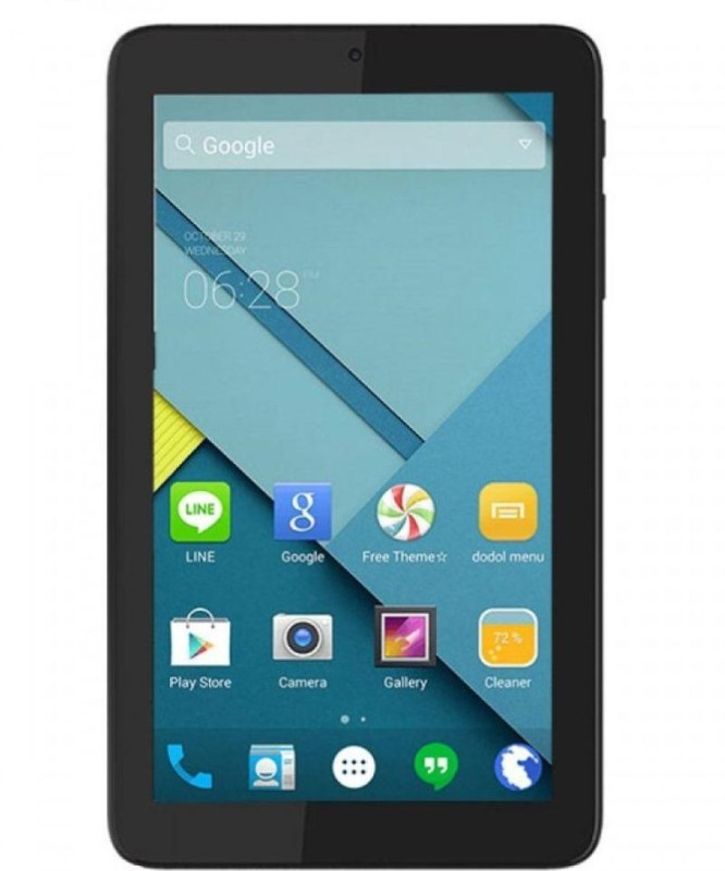 Micromax Canvas Tab 701+ 16 GB 7 inch with Wi-Fi+4G Tablet (Grey)
