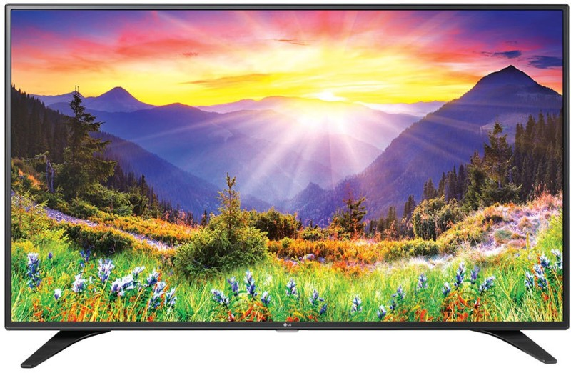 LG 108cm (43 inch) Full HD LED Smart TV(43LH600T)