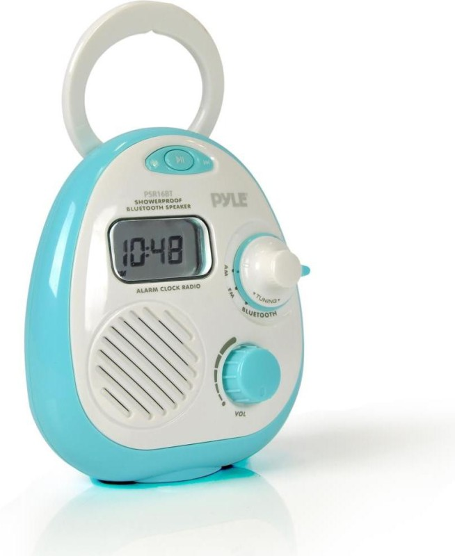 Pyle PSR16BT MP3 Player(Blue, 1 Display)
