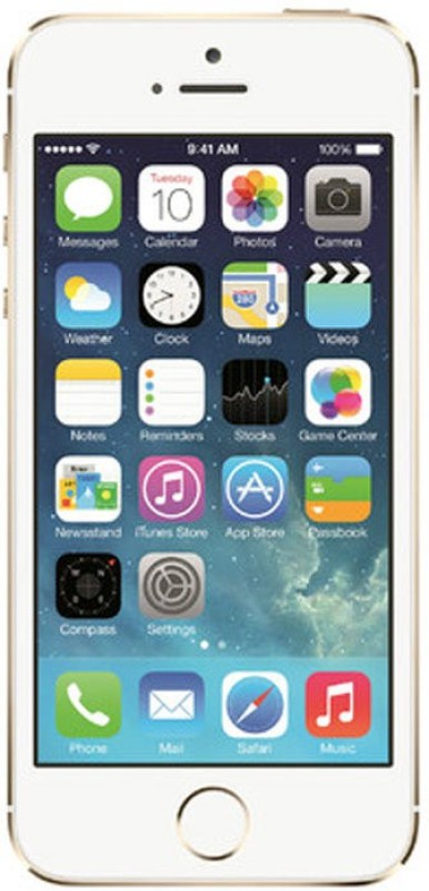 Apple iPhone 5s (Gold, 16 GB) image