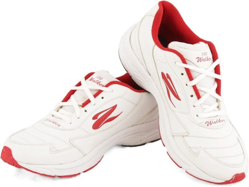 100 Walker RWS6902 Running Shoes(White)