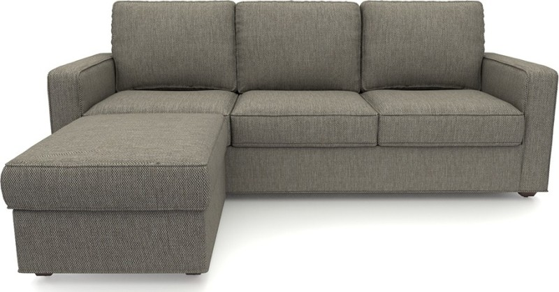 Urban Ladder Apollo Fabric 3 + 1 Mist Sofa Set