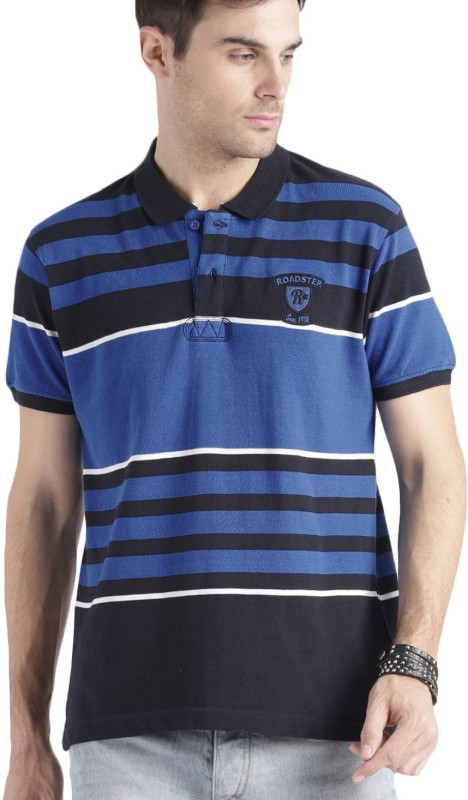 0cd9e9e12fb165 Roadster Men T-Shirts   Polos Price List in India 28 April 2019 ...