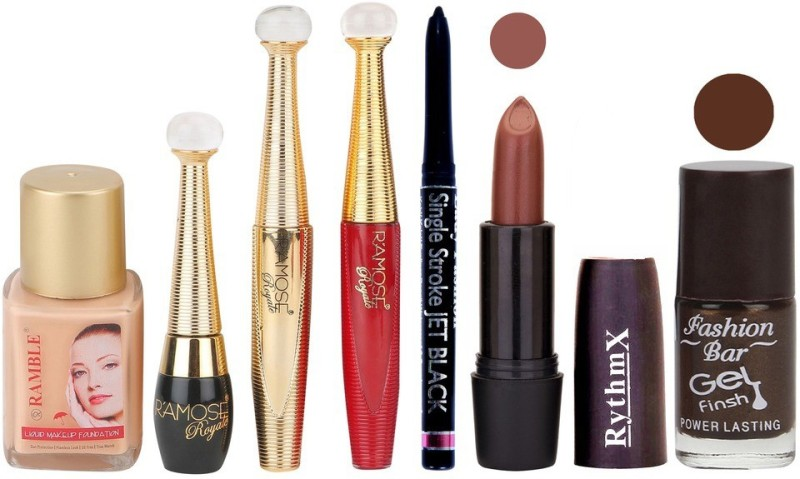 Ramble Makeup Combo Offer Great Deal at Increadible Value(Set of 7)
