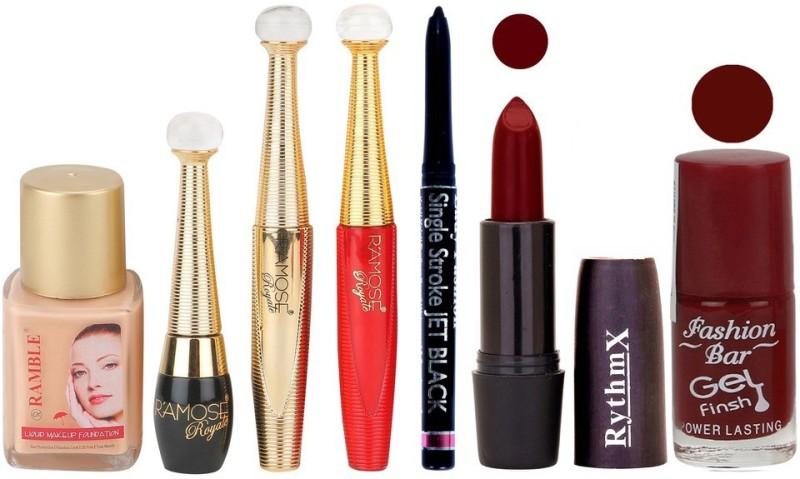 Ramble Makeup Combo Offer Good Choice at Increadible Value(Set of 7)
