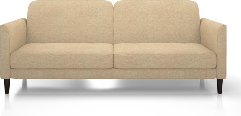 Urban Ladder Felicity Double Engineered Wood Sofa Bed(Finish Color - Cream Mechanism Type - Fold Out)