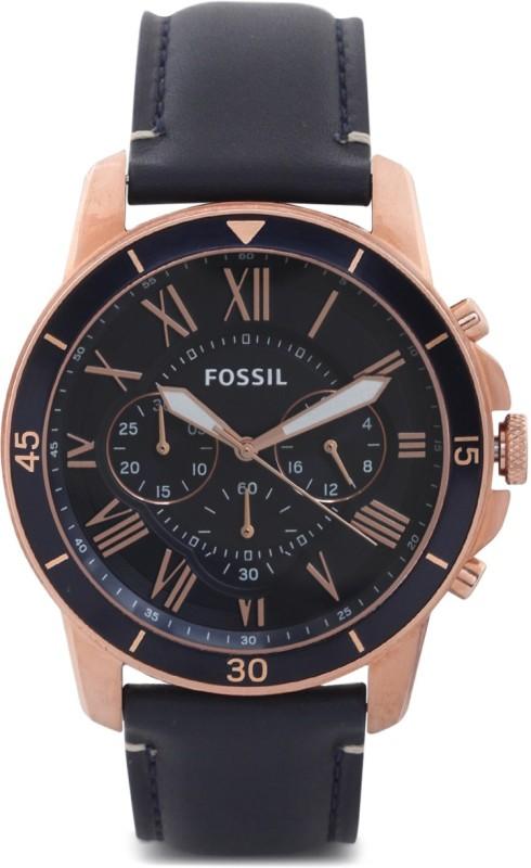 Fossil FS5237 GRANT SPOR Watch - For Men