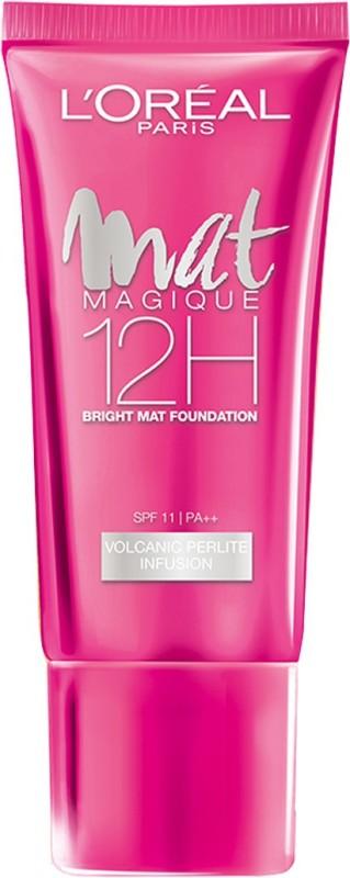 LOreal Paris Mat Magique 12H Foundation(G1, 30 ml)