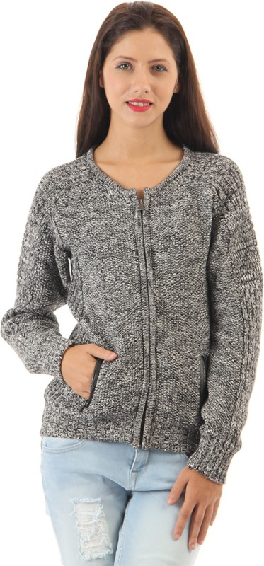 Pepe Jeans Round Neck Solid Women Pullover