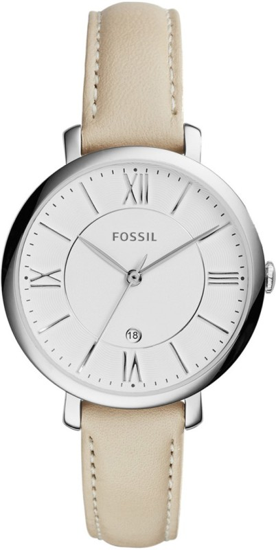 Fossil ES3793 JACQUELINE Analog Watch - For Women