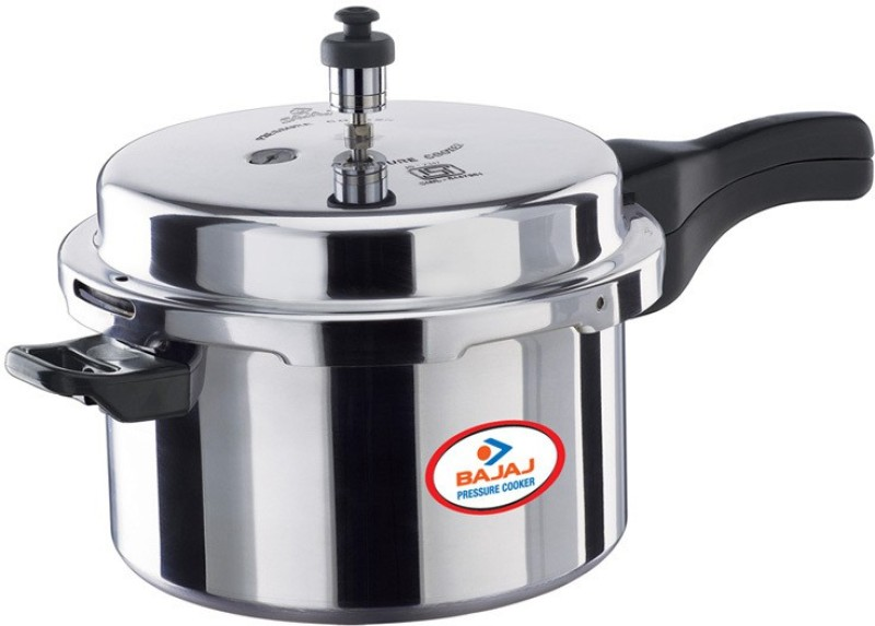 Bajaj PCX 5 5 L Pressure Cooker(Aluminium)