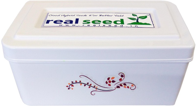 Real Seed Premium Quality ABS Material Complete and Compact Sewing Kit | Length - 22 CM x Height - 10 CM x Width - 12.5 CM Sewing Kit