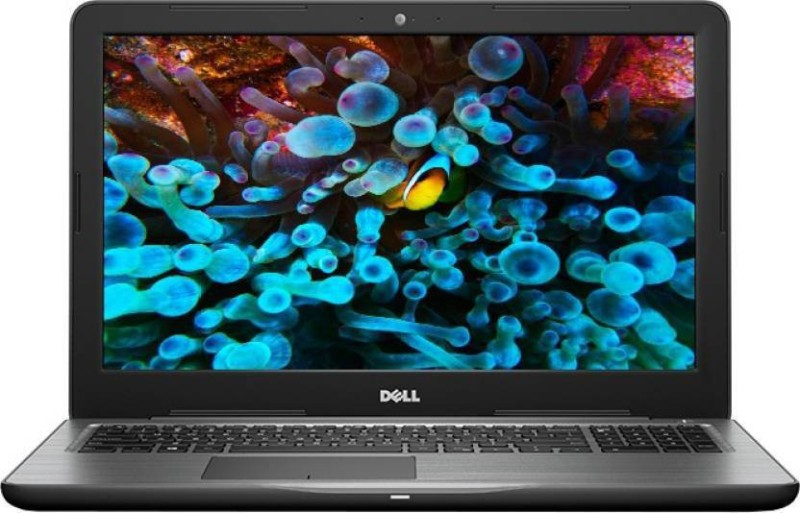Dell Inspiron 5000 Core i5 7th Gen - (8 GB/2 TB HDD/Windows 10 Home/4 GB Graphics) 5567 Notebook(15.6 inch, Black) Inspiron 5567