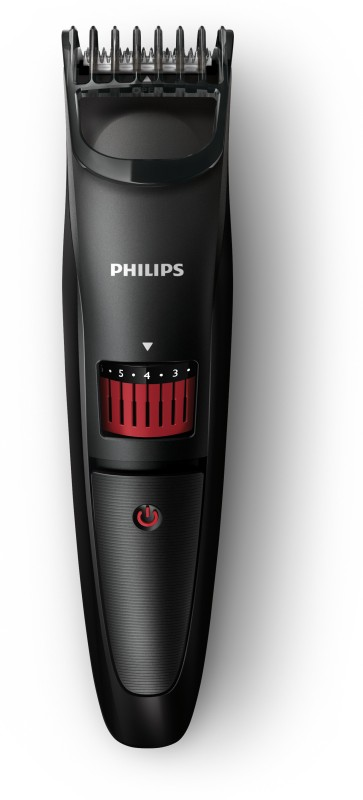 Philips QT4005/15 Cordless Trimmer for Men(Black)