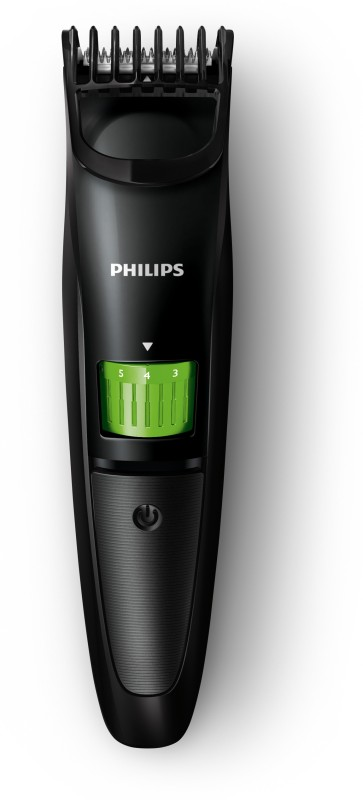 Philips QT3310/15 Cordless Trimmer for Men(Black)