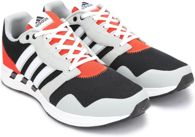 Adidas EQUIPMENT 16 M Running Shoes For Men(Black)