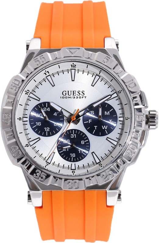 Guess W0966G1 TURBO Watch  - For Men