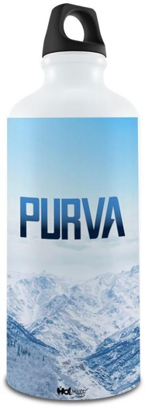 Hot Muggs Me Skies - Purva Stainless Steel 750 ml Bottle(Pack of 1, Multicolor)