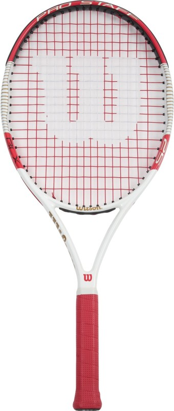 Wilson Pro Staff 25 Strung Tennis Racquet(3.875)