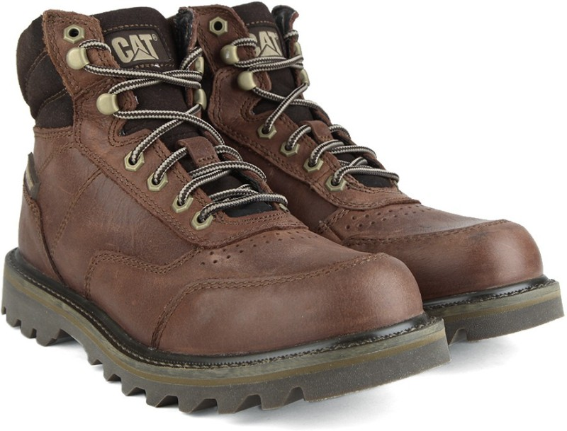 CAT DONO Boots For Men(Brown)