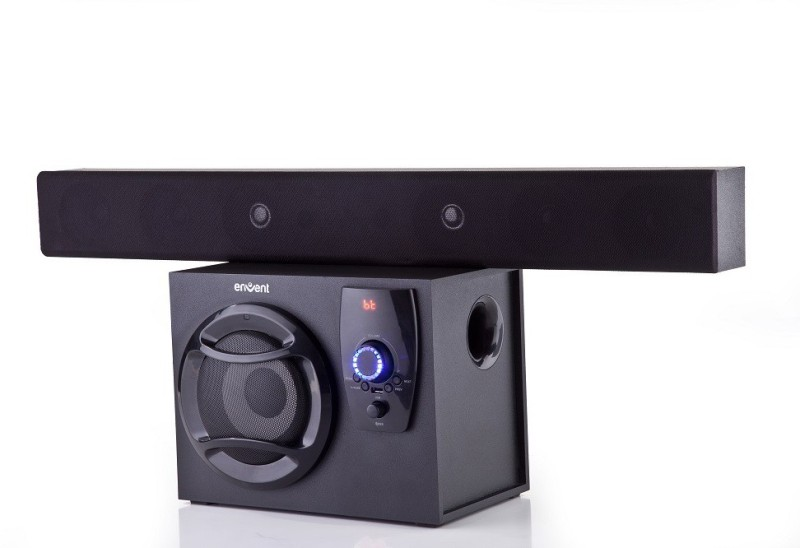Envent Horizon 701 60 W Bluetooth Home Theatre(Black, Mono Channel)