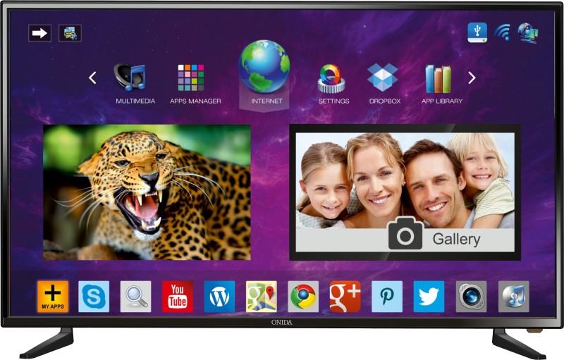 Onida 105.66cm (42 inch) Full HD LED Smart TV(42FIE)