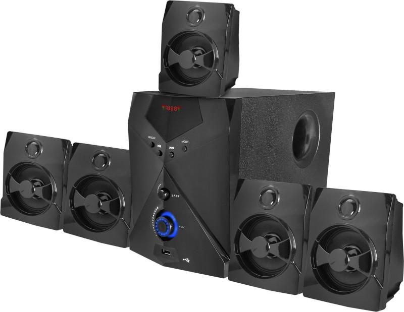 TECNIA Atom 504 Bluetooth 5.1 Home Cinema(USB)