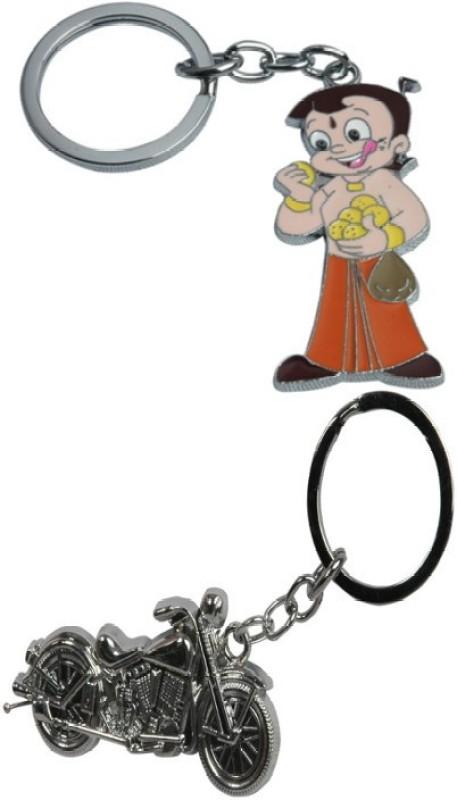 alexus-chotabheem-and-bike-key-chainsilver