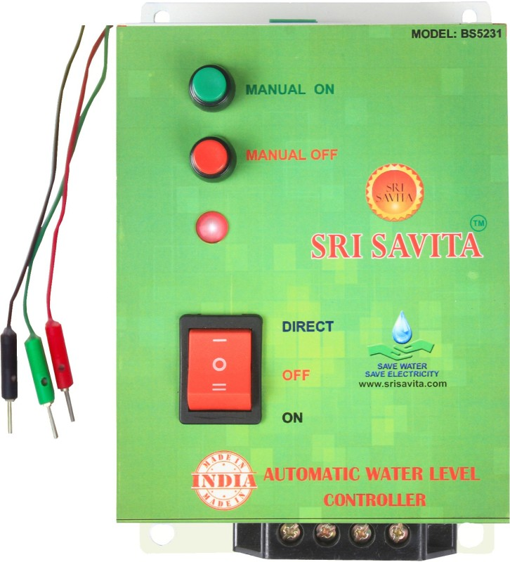 sri savita Water level controller BS5231 green Wired Sensor Security System