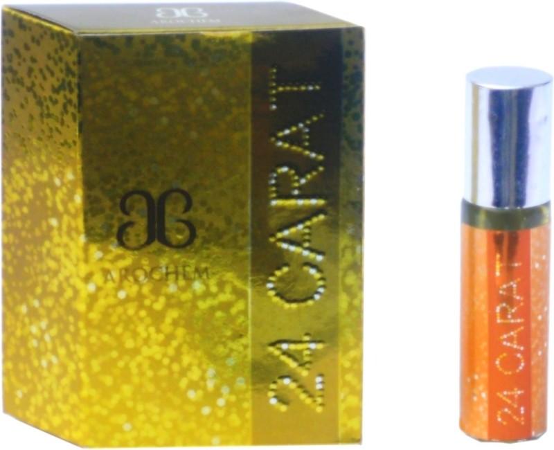 Arochem 24 Carat Pocket Perfume. Eau de Toilette  -  6 ml(For Boys) image