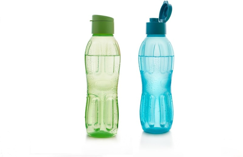 Signoraware Fliptop Aqua Fresh 500 ml Bottle(Pack of 2, Multicolor)