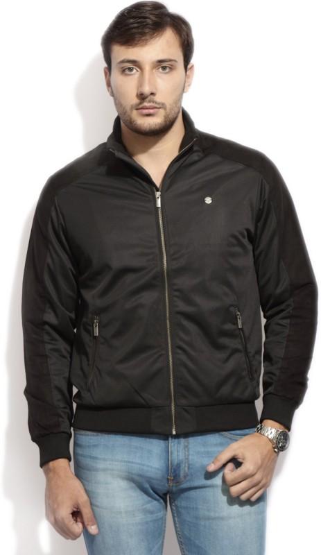 Peter England Full Sleeve Self Design Mens Jacket