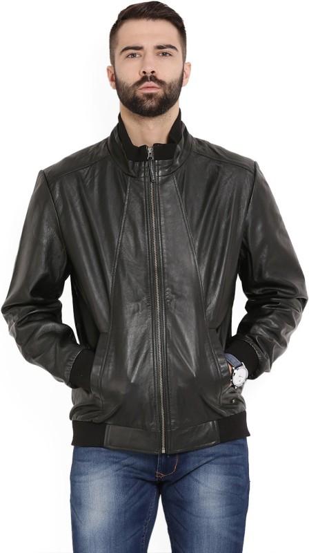Arrow New York Full Sleeve Solid Mens Jacket
