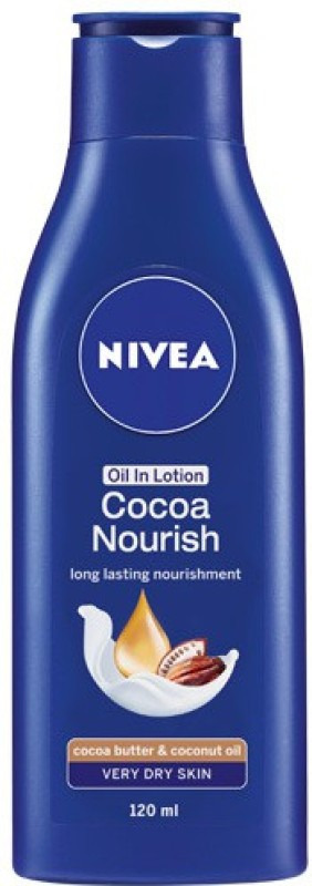 Nivea Cocoa Nourish(120 ml)