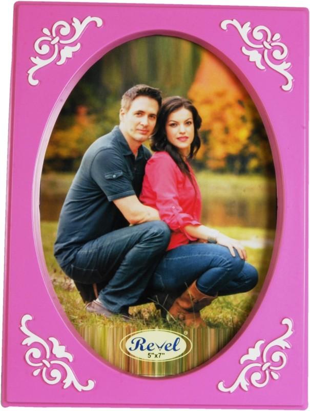 Revel Generic Photo Frame(Pink, 1 Photos)