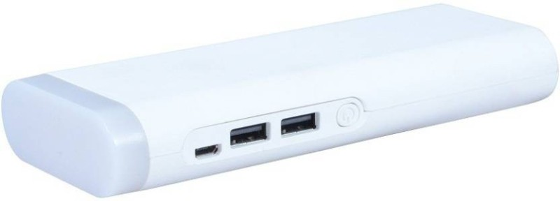 Lionix WHT15000MAH001 WHITE15000mah 15000 mAh Power Bank(White, Lithium-ion)