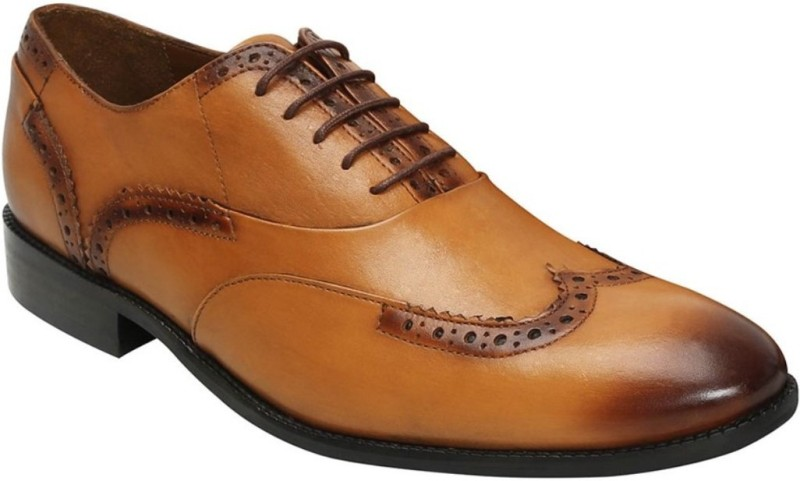 Brune Lace Up For Men(Tan)