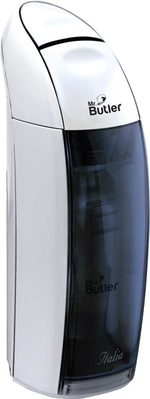 MR. Butler Italia Pure White Soda Maker(White)