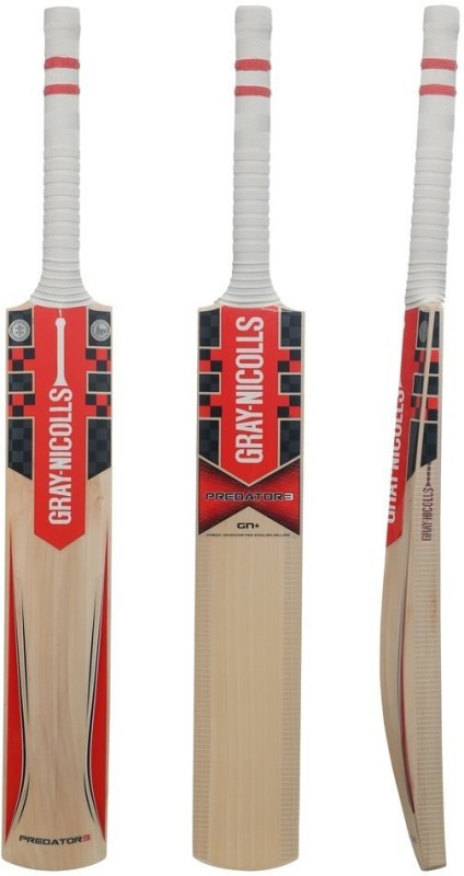 Gray Nicolls Omega-XRD-Pulse-4 Kashmir Willow Cricket Bat(4, 1180 g)