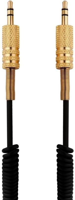 boAt TwisterAux-3M AUX Cable(Black)