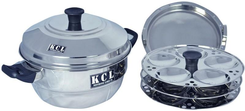 KCL Plain 15 Induction & Standard Idli Maker(4 Plates )