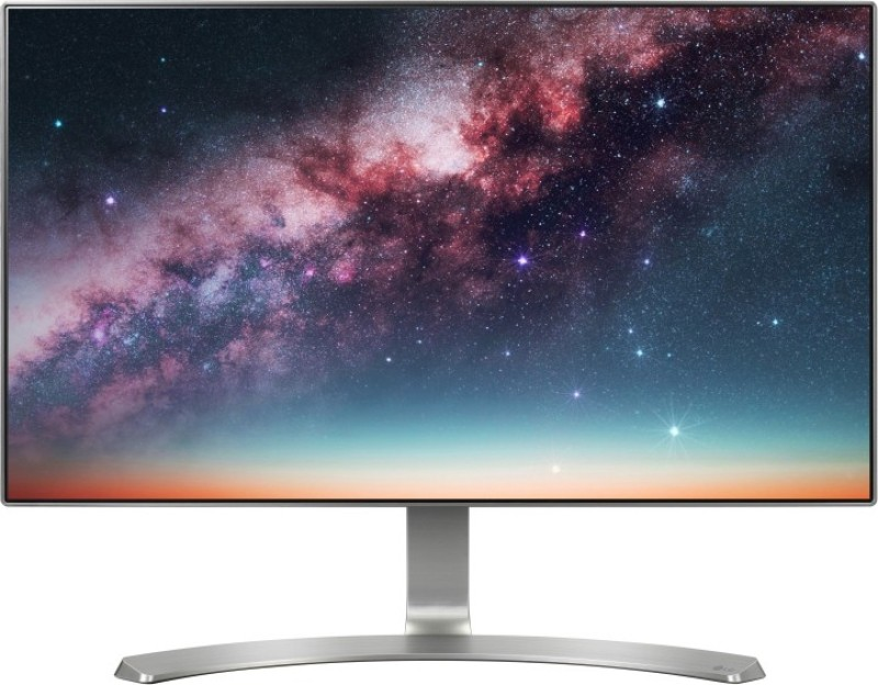 LG 23.8 inch LED Backlit - 24MP88HV-S Monitor(White)