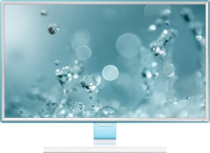 Samsung 27 inch LED Backlit - LS27E360HS/XL Monitor(White High Glossy)