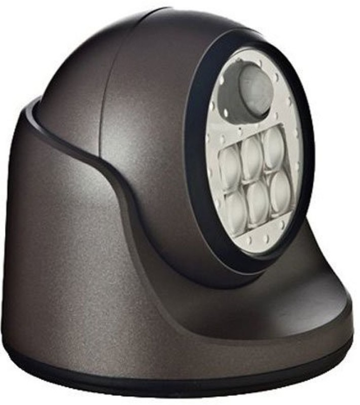 Shrih SH-04189 LED Porch Light Wireless Sensor Security System
