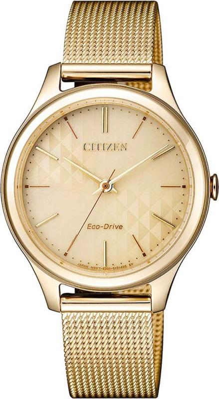 Citizen EM0502-86P Analog Watch - For Women