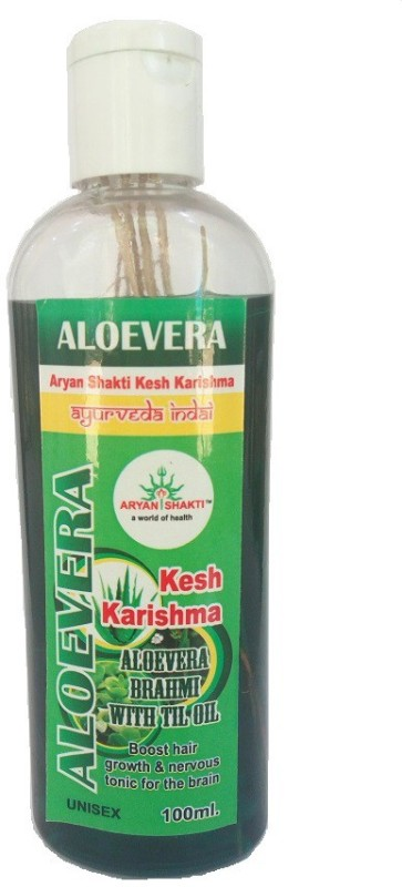 AryanShakti Aloevera Kesh Karishma  Hair Oil(100 ml)