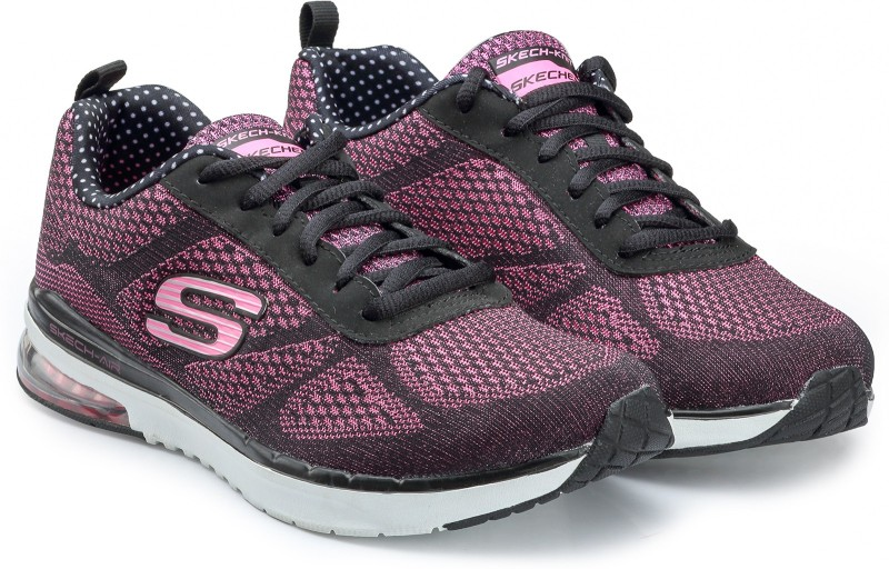 Skechers Skech-Air Infinity CasualsBlack