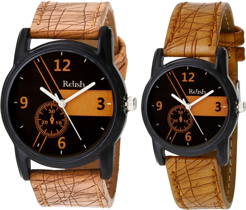 Relish RE-COU-0103 Couple Watch image